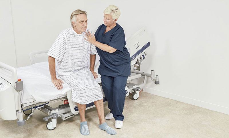 Empowering movement to prevent pressure injury during patient rehabilitation