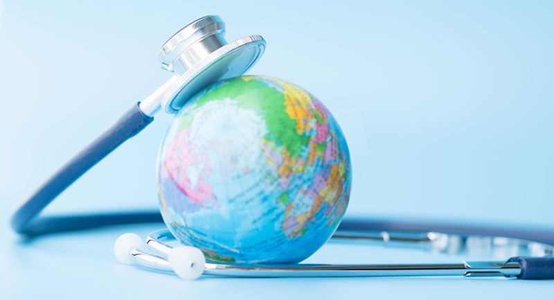 World Health Day 2021 – Building a fairer, healthier world
